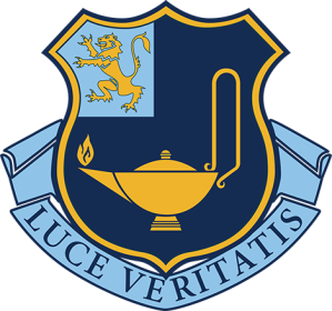 School Crest Vector CMYK Colour True Match